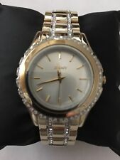 DKNY Crystal Watch - Stunning! - New in Box with Booklet