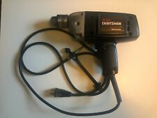 Craftsman 1/2 Inch Reversible Corded Drill Model 315.10270 Tested, Works