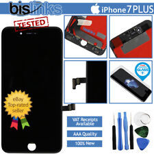 "Replacement For iPhone 7 Plus 5.5"" LCD Display Touch Screen Digitizer Lens Black"