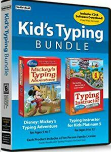 Kid's Typing Bundle [PC] DVD Windows 7 8 10