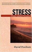 STRESS - NEW PAPERBACK BOOK