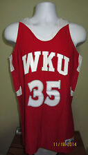 Nwt Women's Large Western Kentucky Lady Toppers #35 Basketball Jersey Russell
