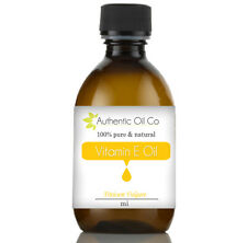 Vitamin E Carrier Oil Base Pure Skin Care Cold Pressed For Massage Aromatherapy