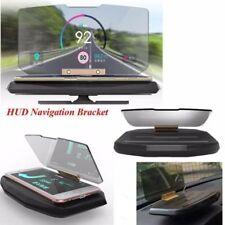 Car GPS HUD Head Up Navigation Display Smart Phone Holder Stand Projector