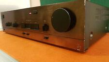 Luxman LV-110 Stereo Integrated Amplifier 35W Speaker A e B 8-16 Ohm Revisionato