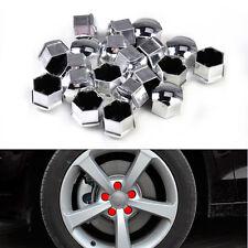 Wheel Lug Bolt Center Nut Covers Caps 321601173A fit for Audi A4 A5 A6 VW Golf