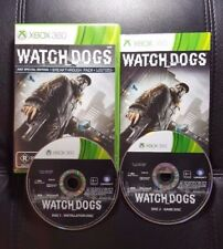 Watch Dogs (Microsoft Xbox 360, 2014) Xbox 360 Game - FREE POST
