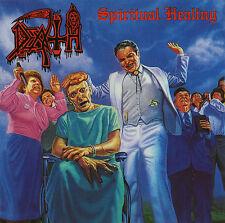 Death - Spiritual Healing LP - NEW COPY - Death Metal Classic - Black Vinyl