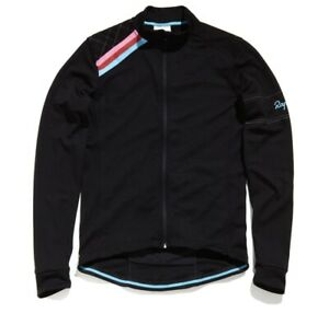 Rapha Limited Cycling Black Longsleeve Cross Jersey Size Large 2015 Release