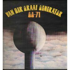 Van Der Graaf Generator Lp Vinyle '68 - '71 / Son charisme 6393901 A Neuf
