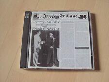 CD  JAZZ TRIBUNE n° 24  Tommy DORSEY with Frank SINATRA