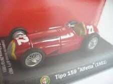 Alfa Romeo F1 Tipo 159 Diecast 1:43 Alfetta 1951 Juan Fangio