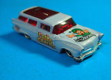 Hot Wheels 2002 Lucky Charms Cereal Crunchers Crate Wagon 1/64th Die-Cast