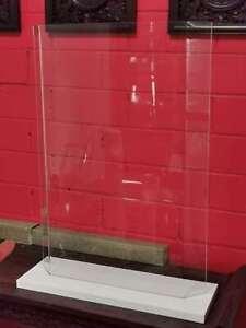 Acrylic Protection Screen 80 cm X 55 cm