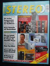 Stéréo 12/09 Tandberg TR 2055, ayon CD 2, accustic type Amp 2mk2, Wilson Maxx 3
