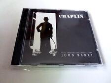 "ORIGINAL SOUNDTRACK ""CHAPLIN"" CD 16 TRACKS JOHN BARRY BSO OST BANDA SONORA"