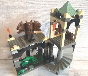 Lego Harry Potter 4706 Forbidden Corridor Includes Fluffy But No Minifigures