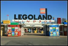 Legoland Windsor Ticket(s)  Valid on Wednesday 22nd August 22.08.2018 - £27 Each