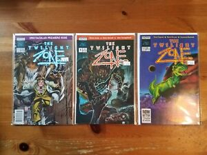 Twilight Zone Comic Lot 2
