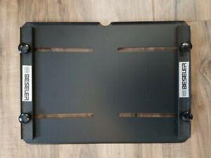 Vintage Beseler 8x10 Inch Borderless Darkroom Photo Enlarging Easel Black