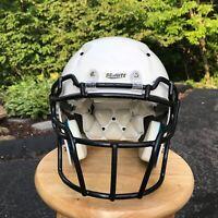 SCHUTT Vengeance Hybrid Plus Youth Football Helmet White Large RECERTIFIED 2019