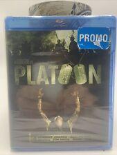 Platoon: (Blu Ray) (2011) *(Promo)* (New/Sealed)