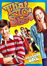NEW 3DVD SET - THAT 70's SHOW - SEASON 1 COMLETE - Ashton Kutcher, Laura Prepon,