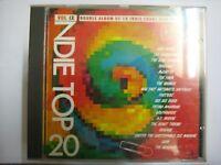 Various - Indie Top 20 Vol IX (9) - CD Album 1990 - Superb Condition