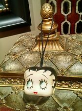 New Vintage 2004 BETTY BOOP KEY CHAIN/ Cool Balls
