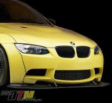 BMW E92 M3 GTR-S Front Lip Carbon Fiber 2DR '07-'13 CFRP 1x1 LB Style