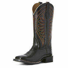 Ariat 10027361 Women's Circuit Shiloh Wide Square Toe Phantom Cowgirl Boots