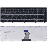 NEW keyboard for IBM Lenovo G560 G570 Z560 9Z.N5GSN.001 25-009754 V-109820BS1-US