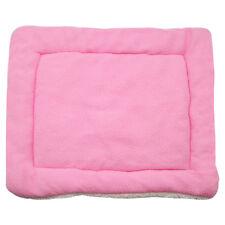 Portable Small Large Dog Plush Bed Mat Dog Cat Washable Fleece Comfort Blanket