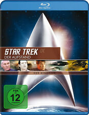 Blu-ray * STAR TREK 9 - DER AUFSTAND # NEU OVP +