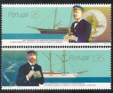 Portugal 1996 Boats/Ships/Exploration/Royalty/Nautical/Transport 2v set (n39294)