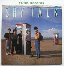 SHY TALK - Shy Talk - Excellent Condition LP Record Columbia BFC 39985