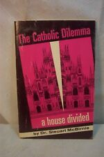 OLD BOOK THE CATHOLIC DILEMMA A HOUSE DIVIDED MCBIRNIE communism and the church