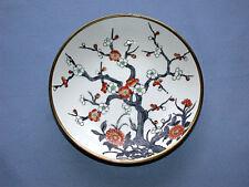 Vintage  Oriental 1960's Decorated in HK Clad Bowl-2