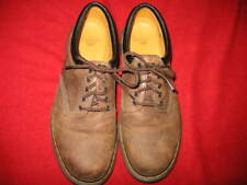 Doc Martens,Air Wair, Men'S Oxfords, Size: 13, Color: Oiled Tanned Brown, Used,