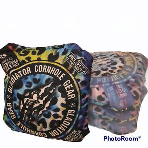 Gladiator - Cheetah Predators - Bag Speed 2-7 - ACL 21-22 Approved Cornhole Bags