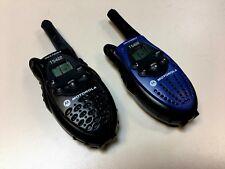 2 Units Walkie-Talkie PMR 433 Motorola TalkAbout T5422