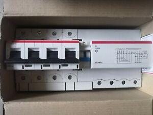 Disjoncteur magnétothermique différentiel ABB D125A