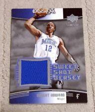 2004-05 Sweet Shot Jerseys  SSJ-DH Dwight Howard - Worn Jersey Relic 10baf8946