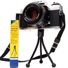Mini Tripod For All 35mm SLR Digital Rangefinder Camera With Tripod Socket