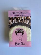 Betty Dain Shower Cap Safari Spots H5250