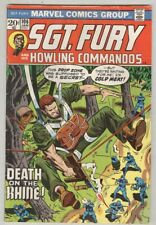 Sgt. Fury and His Howling Commandos #106 January 1973 G/VG