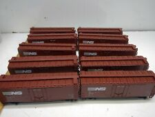 HO Scale - ROCO -MATCHED FREIGHT CARS-LOT of 10    (HO12)