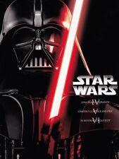 STAR WARS ORIGINAL TRILOGY- 3 DVD- COFANETTO UNICO - EPISODI 4,5,6