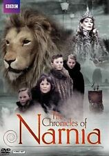 Chronicles of Narnia 0883929118120 DVD Region 1 P H