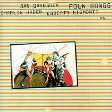 HADEN/GARBAREK/GISMONTI - FOLK SONGS  CD NEU